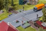 Faller 120244 Modern Level Crossing Kit V